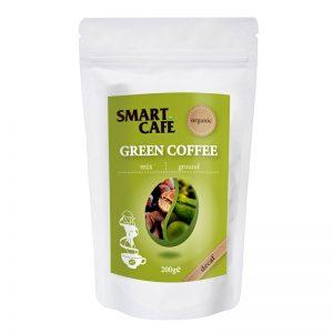 Zelená káva Arabica mix Decaf BIO 200g Dragon Superfoods