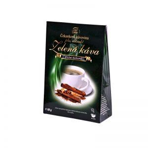 Zelená káva Škorica decaf 50g DNM