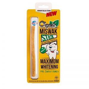 Zubná kefka Miswak Stick Organic