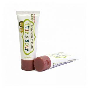 Zubná pasta prírodná nechtíková Malina 50 g Jack N' Jill