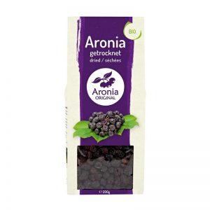 Arónia sušené plody BIO 200g Aronia Original