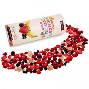 Chrumkavé ovocie Veľké mix 150g Mixit