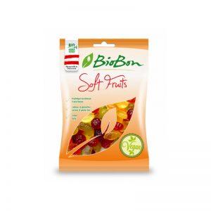 Cukríky Záhradné ovocie BIO 100g BioBon bezlepkové vegan