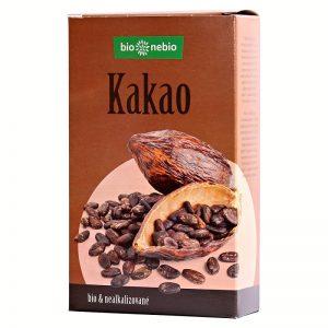 Kakaový prášok BIO 150g BioNebio papierová krabica