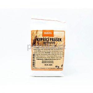 Kypriaci prášok bez fosfátov 40g Provita plastový sáčok