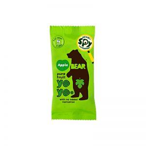 Yoyo želé Jablko 20g Bear bezlepkové vegán
