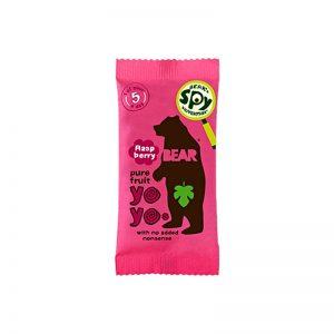 Yoyo želé Malina 20g Bear bezlepkové vegan
