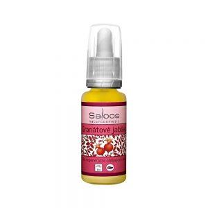 Pleťový regeneračný olej Granátové jablko BIO 20 ml Saloos