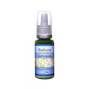 Pleťový regeneračný olej Harmanček BIO 20 ml Saloos