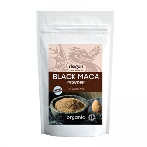 Maca čierna prášok BIO RAW 100 g Dragon Superfoods