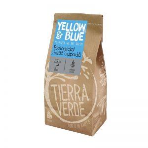 Čistič odpadov biologický 500 g Yellow & Blue - Tierra Verde